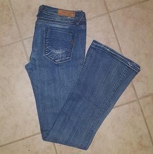 Vigoss skinny flare jeans